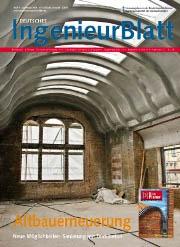 Textilbeton im Deutschen Ingenieurblatt