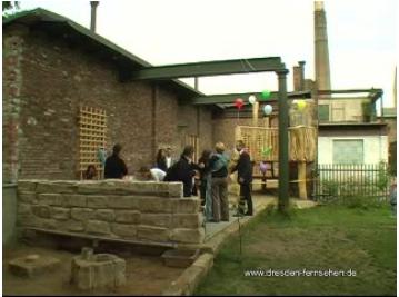 Spielplatz-Film bei Dresden-Fernsehen