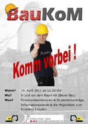 BauKom-Plakat