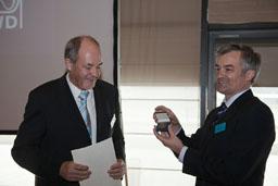 Verleihung Hubert-Engels-Medaille
