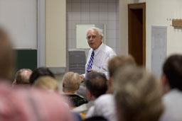 Prof. Zdenek Bazant von der Northwestern University
