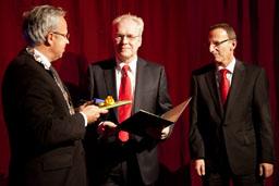 Verleihung der Ehrendoktorwürde