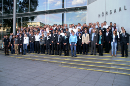 Teilnehmer der 4. GACM